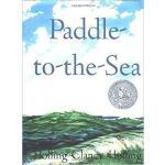 【预订】Paddle-To-The-Sea 9780395150825