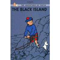 Tintin Young Readers Edition #7: The Black Island口袋版丁丁历险记-黑岛9780316133876