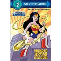 【预订】Wonder Woman to the Rescue! (DC Super Friends) 97811019