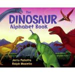 【预订】The Dinosaur Alphabet Book