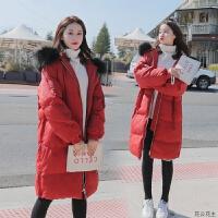 孕妇装冬装外套孕妇女宽松中长款服秋冬季服