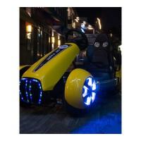 卡丁车儿童大型儿童电动车四轮卡丁车小孩玩具汽车男女宝宝可坐人童车ZQ223
