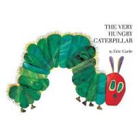 现货 英文原版Very Hungry Caterpillar好饿的毛毛虫 廖彩杏绘本