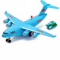 空客A380合金飞机模型 彩珀成真儿童玩具小飞机 仿真声