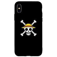 海贼王苹果6s手机壳7动漫8plus路飞iphonex小米8硅胶9软se定制6x