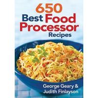【预订】650 Best Food Processor Recipes