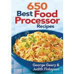 【预订】650 Best Food Processor Recipes