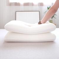 良品乳胶枕芯枕头专柜同步聚氨酯 慢回弹护颈记忆枕