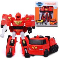 托宝兄弟玩具 动漫托宝变形手动机器人男孩玩具男生变形车汽车 兄弟组合装 托宝R() 升级款