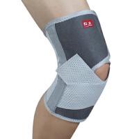 弹簧支撑透气高弹力护膝运动女男春夏登山骑行跑步护具