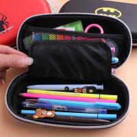 学生文具盒韩版EVA大容量铅笔盒简约笔袋男生男孩文具袋