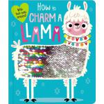 【预订】Board Book How to Charm a Llama