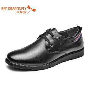 红蜻蜓男鞋商务皮鞋正装鞋子男WTA71981