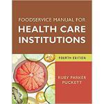 【预订】Foodservice Manual for Health Care Institutions, Fourth
