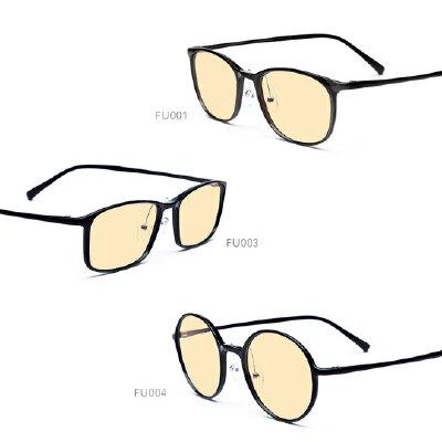 小米有品TS防蓝光护目镜 保护视网膜防紫外线可装饰 男女通用眼镜 60%高阻隔蓝光,UV400,超轻材质,舒适佩戴