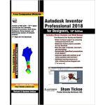 【预订】Autodesk Inventor Professional 2018 for Designers 97819