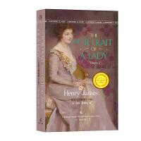 一位女士的��像(下卷) 英文版原版 [美] 亨利・詹姆斯 著 �典英�Z文�烊脒x��目 世界�典文�W名著 英�Z原版�o�h�p
