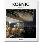 Pierre Koenig 美国建筑师 皮埃尔柯尼希现代材料 建筑艺术设计书
