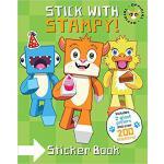 【预订】Stick with Stampy! Sticker Book 9780399556333