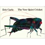 The Very Quiet Cricket 英文原版,Eric Carle(艾瑞・卡尔),Penguin UK,97