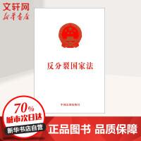 反分裂国家法 中国法制出版社
