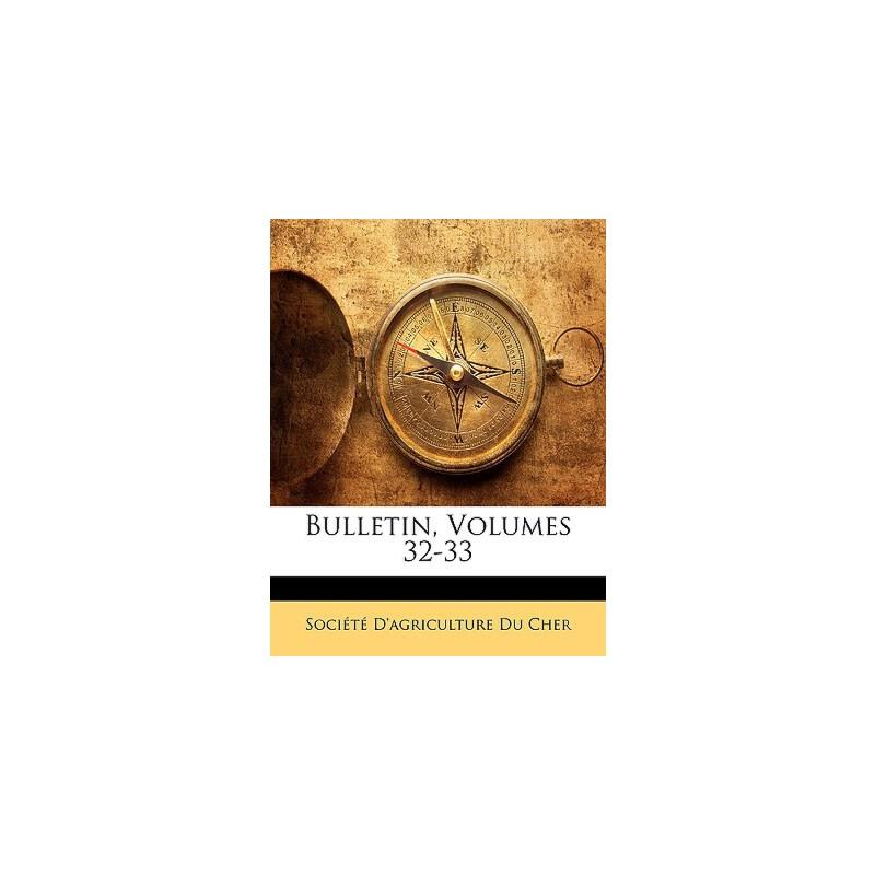 【预订】Bulletin, Volumes 32-33 预订商品,需要1-3个月发货,非质量问题不接受退换货。
