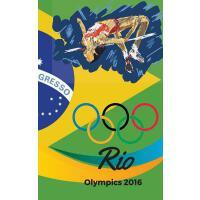 【预订】Rio Olympics 2016: Rio Olympic 2016 Journal, Notebook,