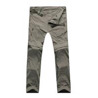 ONEPOLAR 极地 男装两节速干快干裤 户外男士速干裤 1211226103