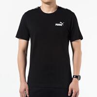 PUMA彪马 男装 运动休闲透气圆领短袖T恤 844628
