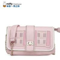 Miffy米菲 2016新款女包韩版潮单肩斜挎包手提包女士小包