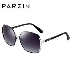 帕森时尚金属大框偏光太阳镜 潮女士司机驾驶镜墨镜9627