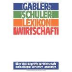 【预订】Gablers Schuler Lexikon Wirtschaft