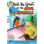 【预订】Nate the Great on the Owl Express