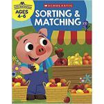 【预订】Little Skill Seekers: Sorting & Matching 9781338255577