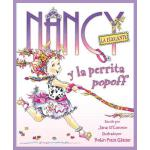 【预订】Nancy la Elegante y la perrita popoff Fancy Nancy and t