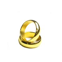 魔术戒指 儿童磁力戒磁铁 魔术道具套装 近景 泡妞 震撼吓人 中号(19M送 项链绳)