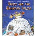 【预订】Tacky and the Haunted Igloo