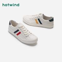 热风2021年春季新款男士时尚休闲鞋H14M1570