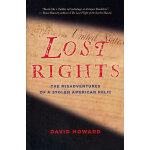 Lost Rights(ISBN=9780547520216) 英文原版