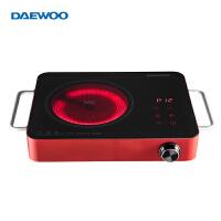 韩国大宇(DAEWOO)家用台式电陶炉电磁炉火锅光波炉大功率爆炒