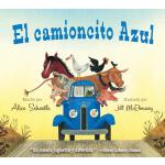 【预订】El camioncito Azul (Little Blue Truck, Spanish Edition)