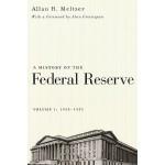【预订】A History of the Federal Reserve, Volume 1: 1913-1951
