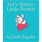【预订】Let's Dance, Little Pookie 9781481497725