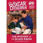 【预订】The Mystery of the Black Raven