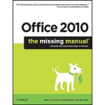 【预订】Office 2010: The Missing Manual