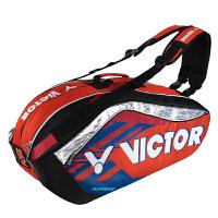 威克多VICTOR BR9208羽毛球包 旗舰SUPREME系列12支装双肩背拍包 羽网包