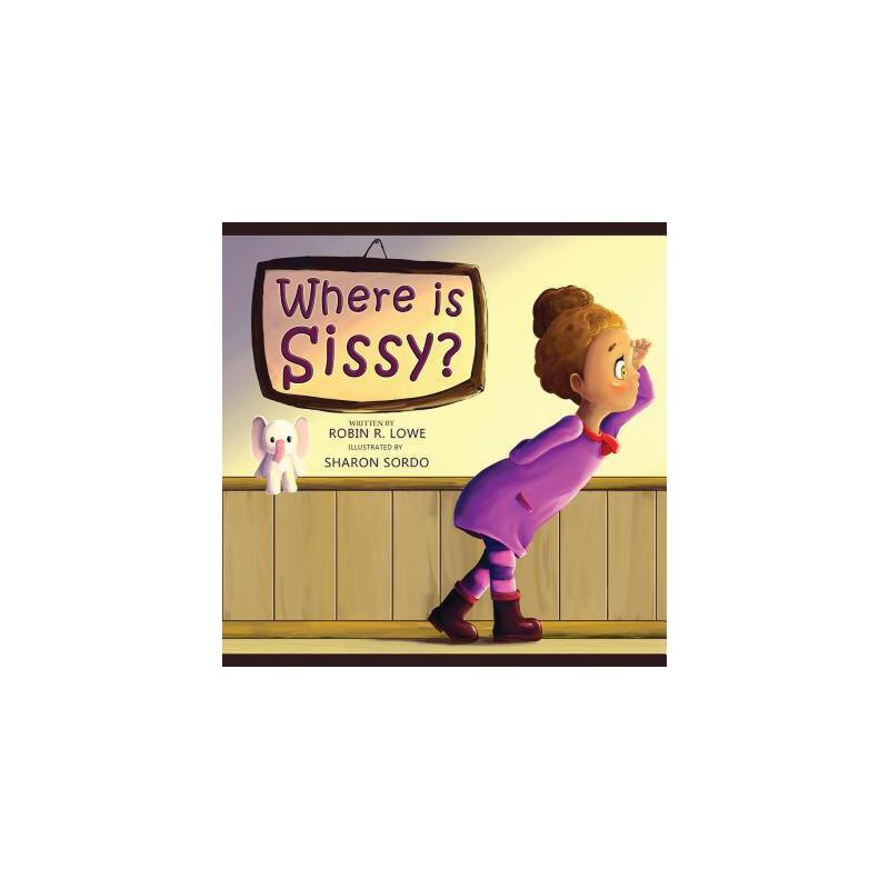 【预订】Where Is Sissy? 预订商品,需要1-3个月发货,非质量问题不接受退换货。