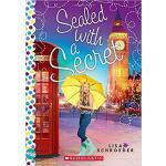 【预订】Sealed with a Secret: A Wish Novel 9780545907354