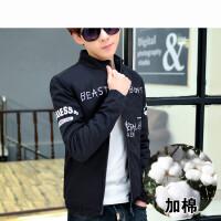 新款时尚修身短款 棉衣男士 休闲加厚韩版潮学生夹克