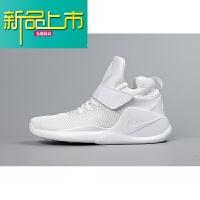 新品上市男鞋高帮女鞋气垫鞋校园休闲板鞋小白鞋跑步鞋